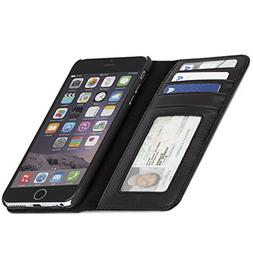 Case-Mate iPhone 6 Plus Wallet Folio - Black