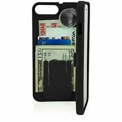 EYN Products Wallet Case for Apple iPhone 7 Plus and 8 Plus