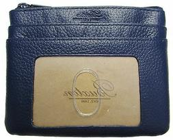 New Buxton Women's ID Coin Purse Card Case Wallet