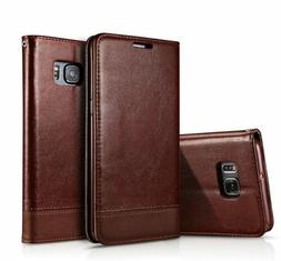 Samsung Note 9 S6 S6 Edge S6 Edge Plus Leather Case Wallet C