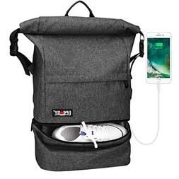 Travel Backpack, Lifeasy Waterproof Anti-Theft Wet Separatio
