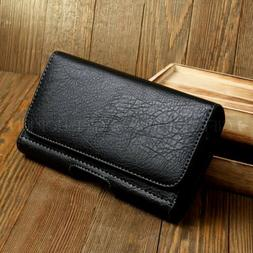 Wallet Horizontal Heavy Duty Cell Phone Pouch Case Holder Ho