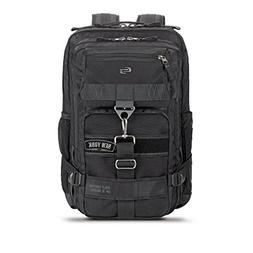 "Solo Altitude 17.3"" Laptop Backpack, Black"