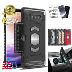 Body Armor Fits Samsung Galaxy Case Card Holder Slot for Mag