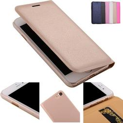 card wallet leather case holster flip cover