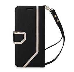 FYY Case for Galaxy S8 Plus,   Premium PU Leather Wallet Cas