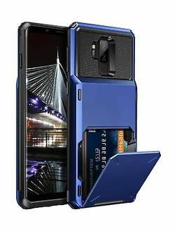 Vofolen Case for Galaxy S9 Plus Case Wallet 4-Slot Pocket Cr