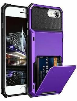 Vofolen Case for iPhone 6s Case iPhone 8 Wallet Credit Card