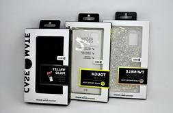 Case-Mate Wallet Folio/ Clear / Twinkle Case for Samsung Gal