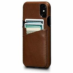 Cases Holsters & Sleeves Deen Lugano Leather Snap On Wallet