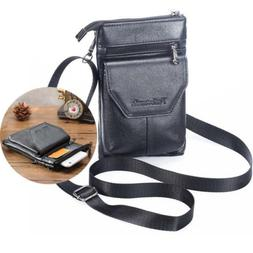 Cell Phone Crossbody Purse iPhone 7 Plus Pouch with Belt Cli