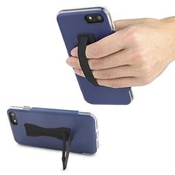 Gear Beast Cell Phone Grip Stand, Universal Phone Strap Fing