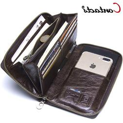 Contact'<font><b>s</b></font> Genuine Leather <font><b>Walle