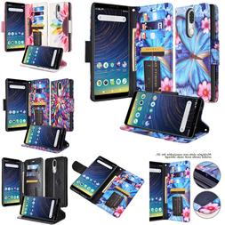 For Coolpad Legacy/3705 Case, Faux Leather Magnetic Flip Wal
