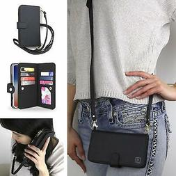 Gear Beast Crossbody Cell Phone Wallet Case Compatible with