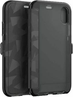 Tech21 Evo Wallet Case for Apple iPhone X - Black - New