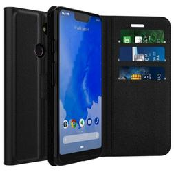 full body shockproof folio wallet stand cover