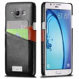 Galaxy On5 2015 Case, J&D  Heavy Duty Protective Shock Resis