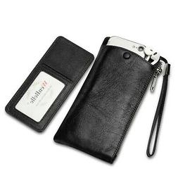 WenBelle Genuine Leather Wallets Phones case,Compatible iPho