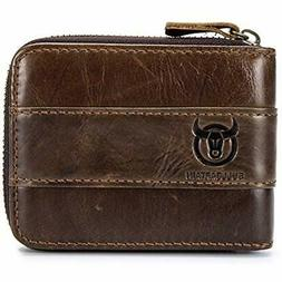 Genuine Wallets Card Cases & Money Organizers Leather Mens B