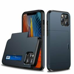 For iPhone 13 12 11 Pro Max XS XR X Shockproof Case Cover Wa