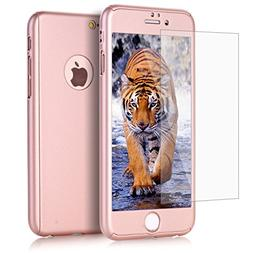 iPhone 6/ 6S case, VPR 2 in 1 Ultra Thin Full Body Protectio