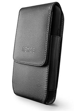 iPhone 6 6s Holster, Vertical Leather iPhone 6 6s Case with