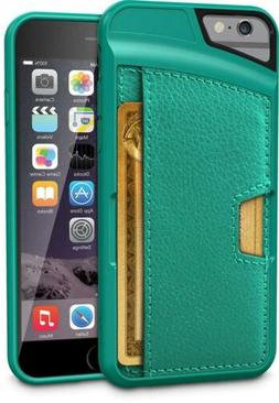 iphone 6 6s wallet case q card