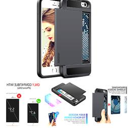 iPhone 6 Case Vofolen Phone Wallet Case Protective Shell Cov