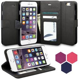 Abacus24-7 iPhone 6 PLUS Case and 6S PLUS Wallet with RFID B