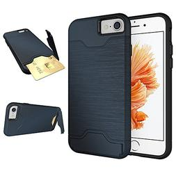 iPhone 8 Case , iPhone 7 Cases , Se7enline Dual Layer EXTREM