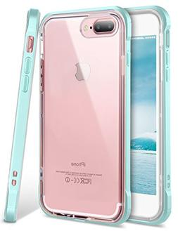 iPhone 8 Plus Case, iPhone 7 Plus Case, Ansiwee Shockproof A