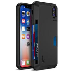 Trianium iPhone X Wallet Case  for Apple iPhone x / iPhone 1