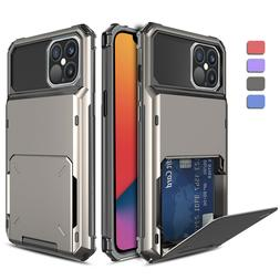 For iPhone X/XR/XS Max Shockproof Rugged Case Cover With Car