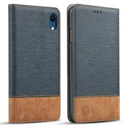 iphone xr wallet case blazers series
