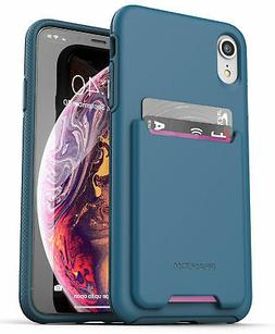 iphone xr wallet case credit card id