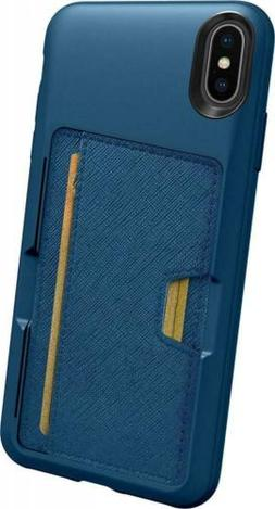 Silk iPhone Xs Max Wallet Case - Slayer Vol. 2 Blues on the