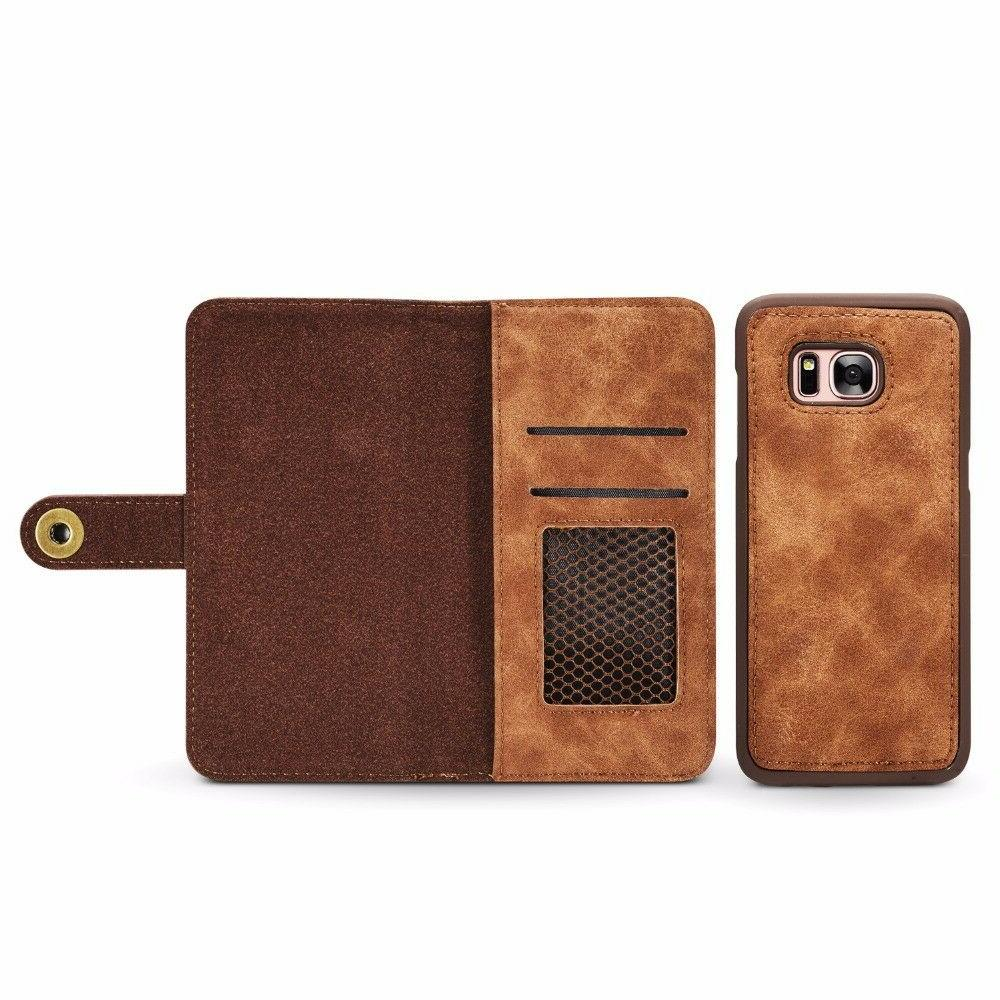 2in1 Detachable Edge Leather Cover