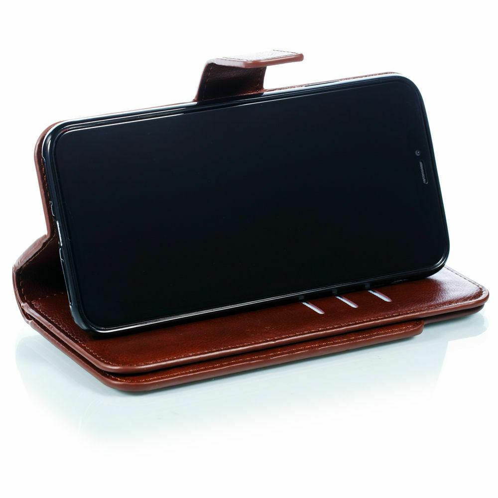 Flip Leather Cover For XS XR X 6s 6 Plus