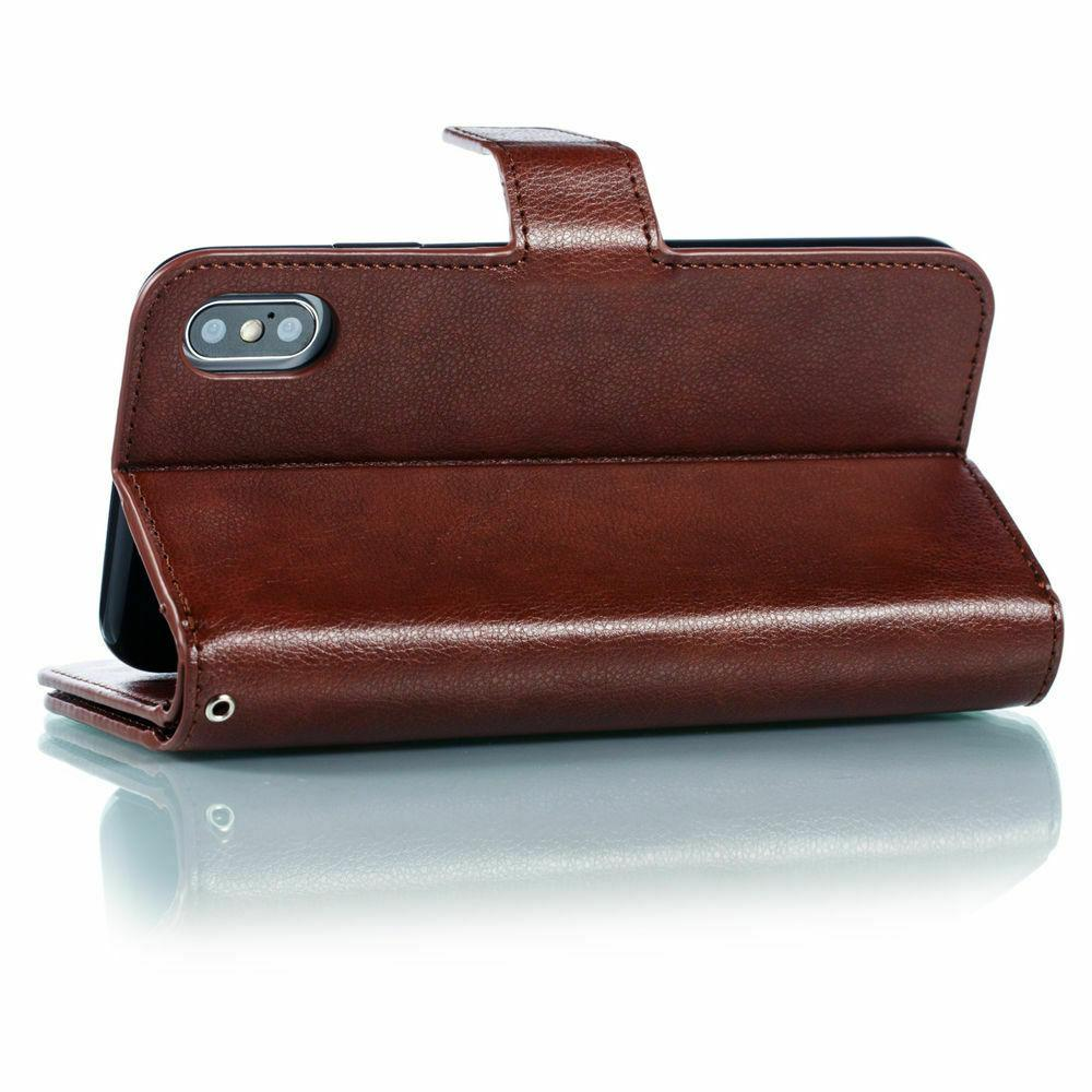 9 Wallet For iPhone XS XR X 8 6s 6