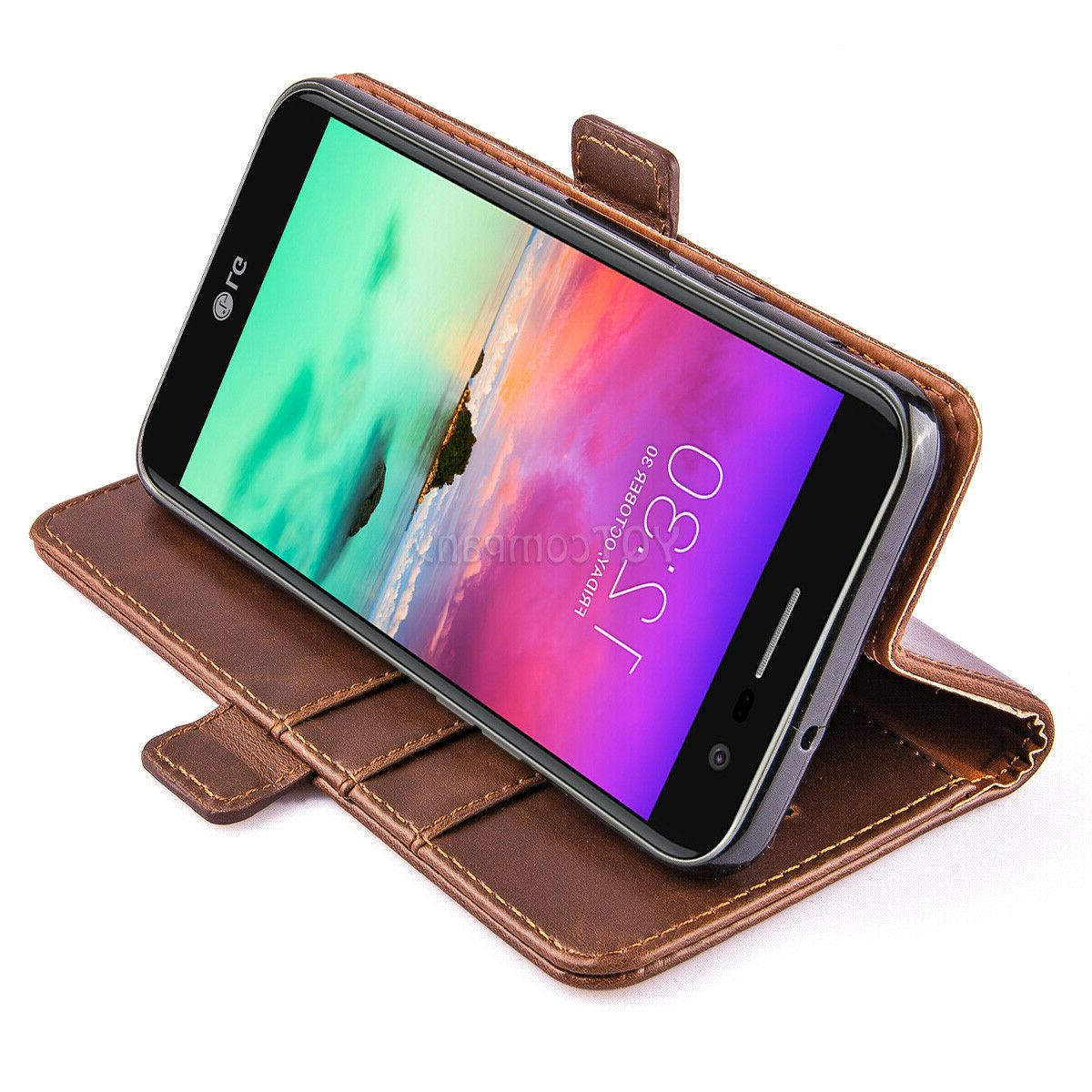 For Stylo 4 5 Plus Wallet Cover