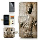 Wallet Flip Case Cover P21342 Starwars Han Solo