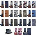 For Samsung Galaxy S6 Flip Wallet Stand Case Cover