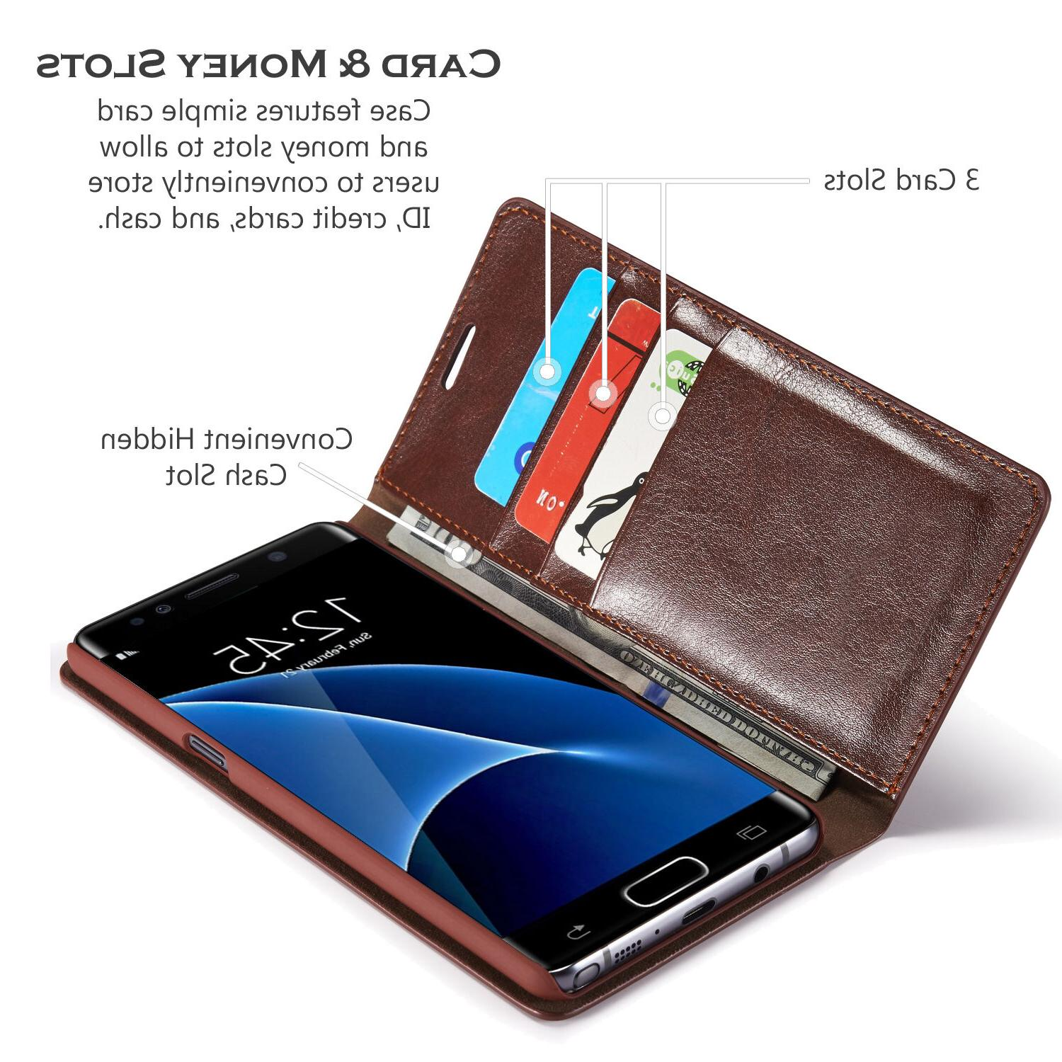 THIN Card Case Galaxy Note S10/S9/S8 Plus