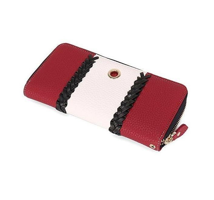 Women Wallets Stylisher PU Leather Money Organizer Purses La