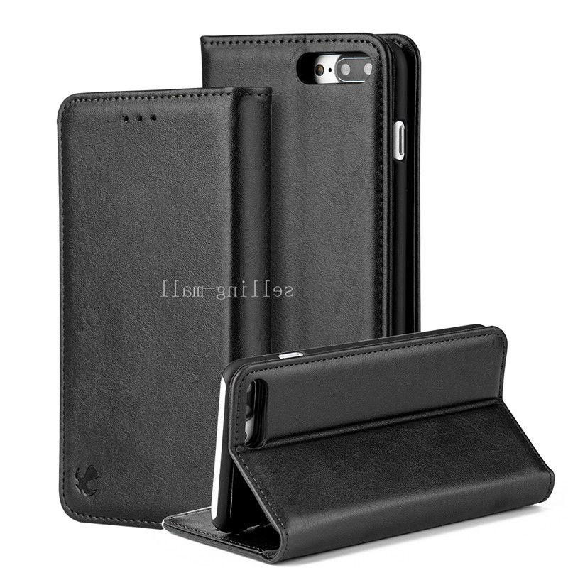 For iPhone 8 6 Max X Wallet Removable