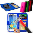 For Blackview Acme - Clip On PU Leather Flip Wallet Case Cov