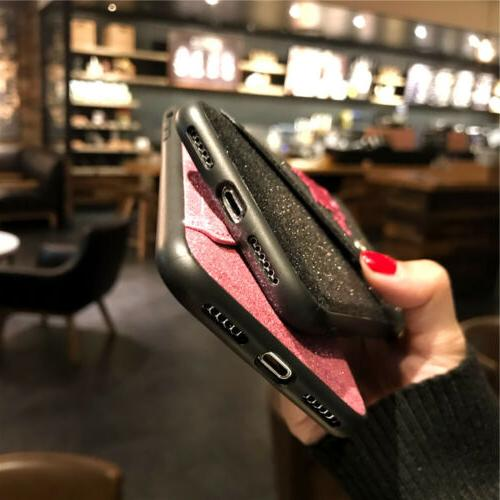 Bling Wallet iPhone X 6s Plus