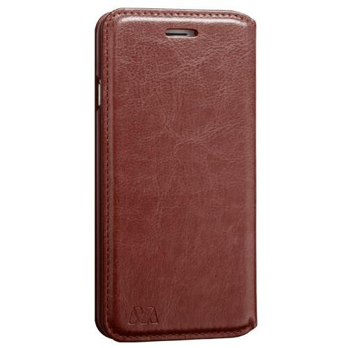 Brown Book MyJacket Card Protector Case iPhone