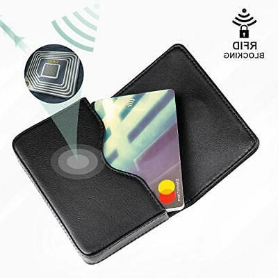 MaxGear Business Case Leather Card